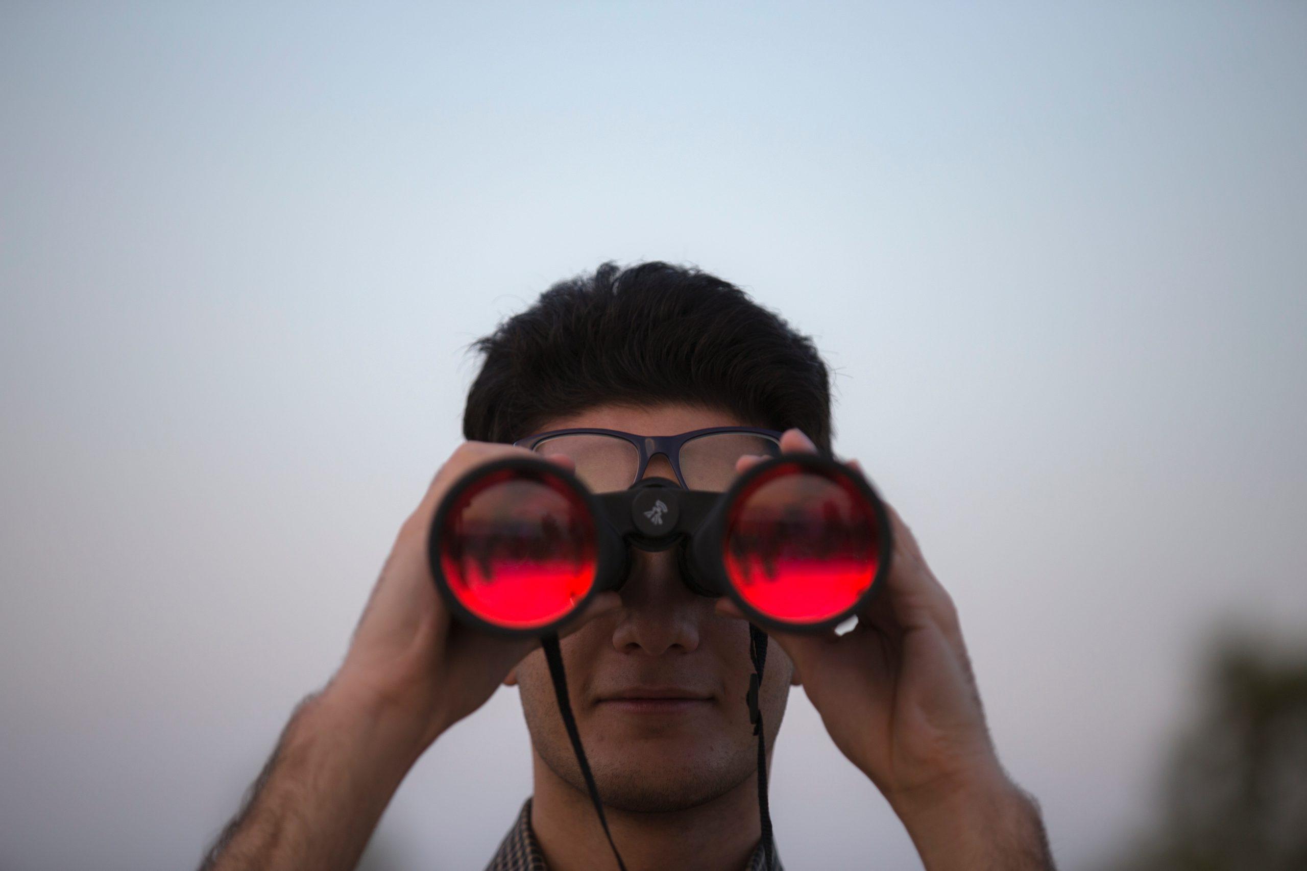 Sprzęt do nocnych obserwacji