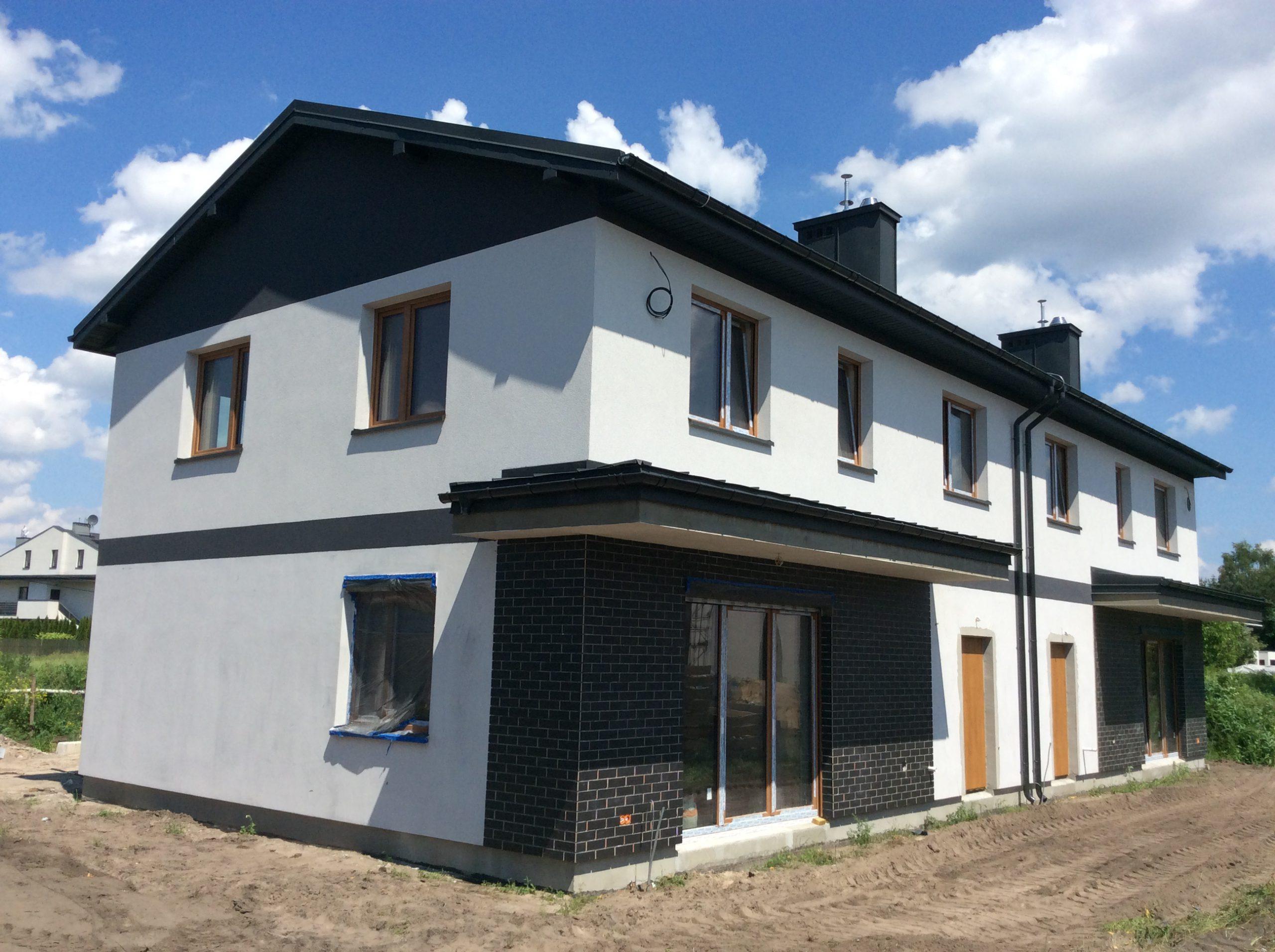 Nowoczesne i energoooszczędne domy w dzielnicy Wawer już dostępne!