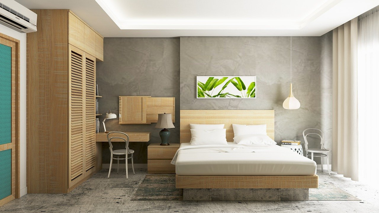 Aranżacja szafy w sypialni: modnie i funkcjonalnie